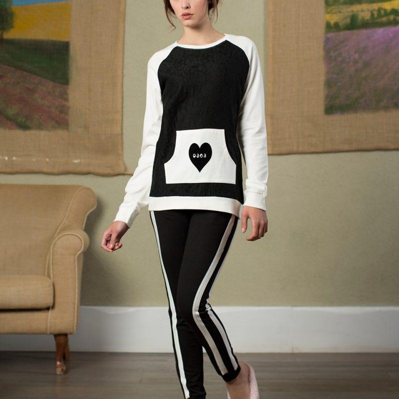 pigiama donna oaoa art OA1703