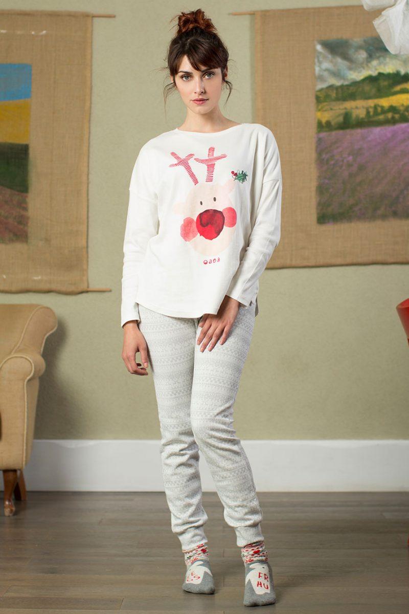 pigiama donna oaoaart-OA1729